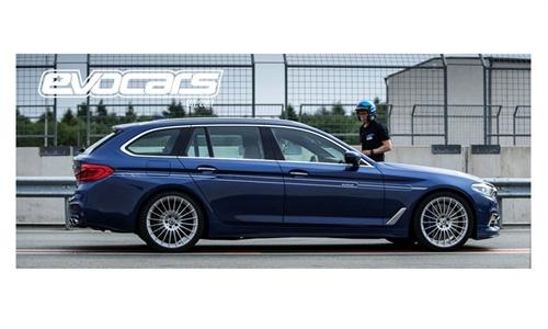 Foto der News BMW ALPINA B5 Bi-Turbo Allrad