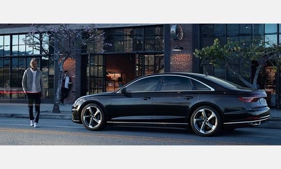 Foto der News Der neue Audi A8