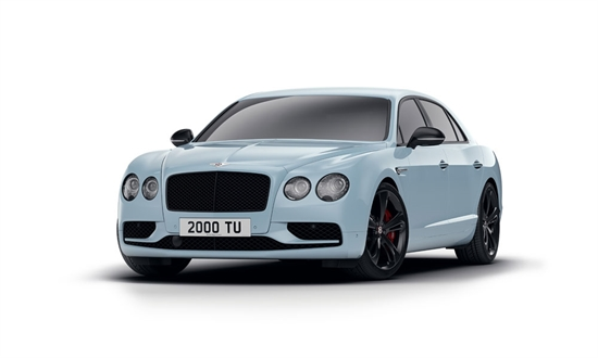 Bild der News BENTLEY FLYING SPUR V8 S BLACK EDITION: WILDE SCHÖNHEIT