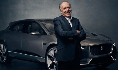 Foto der News Jaguar I-PACE Concept zum wichtigsten Konzeptfahrzeug 2017 gekürt