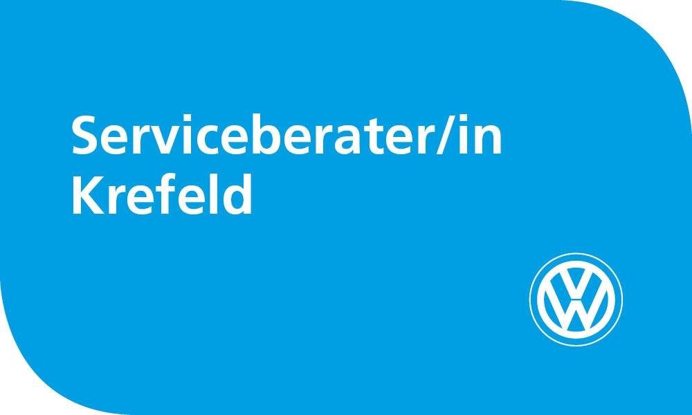 Foto des Stellenangebots Serviceberater/-in Volkswagen Zentrum Krefeld