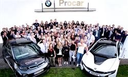 Foto der News Ausbildungsstart bei Procar Automobile