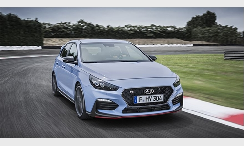 Foto der News Hyundai N. Kompromisslose Performance. Pure Emotion.