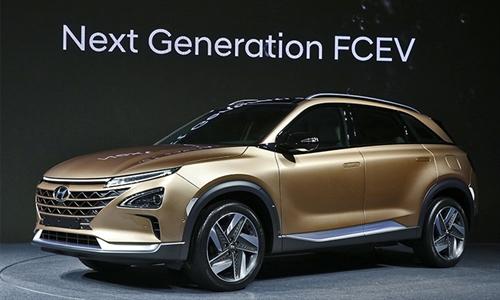Foto der News Neues Wasserstoff-Elektro-SUV