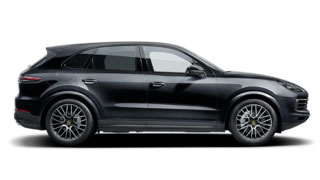 The new Cayenne S