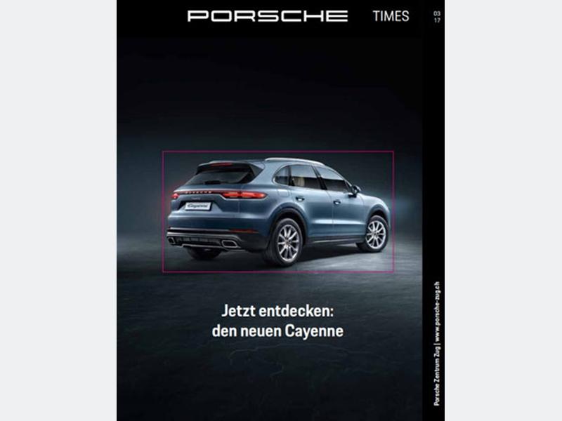 Porsche Times 03/2017