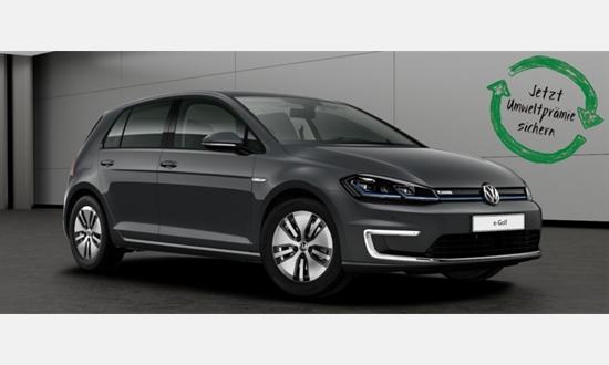 Foto des Serviceangebots Volkswagen e-Golf für 24999€